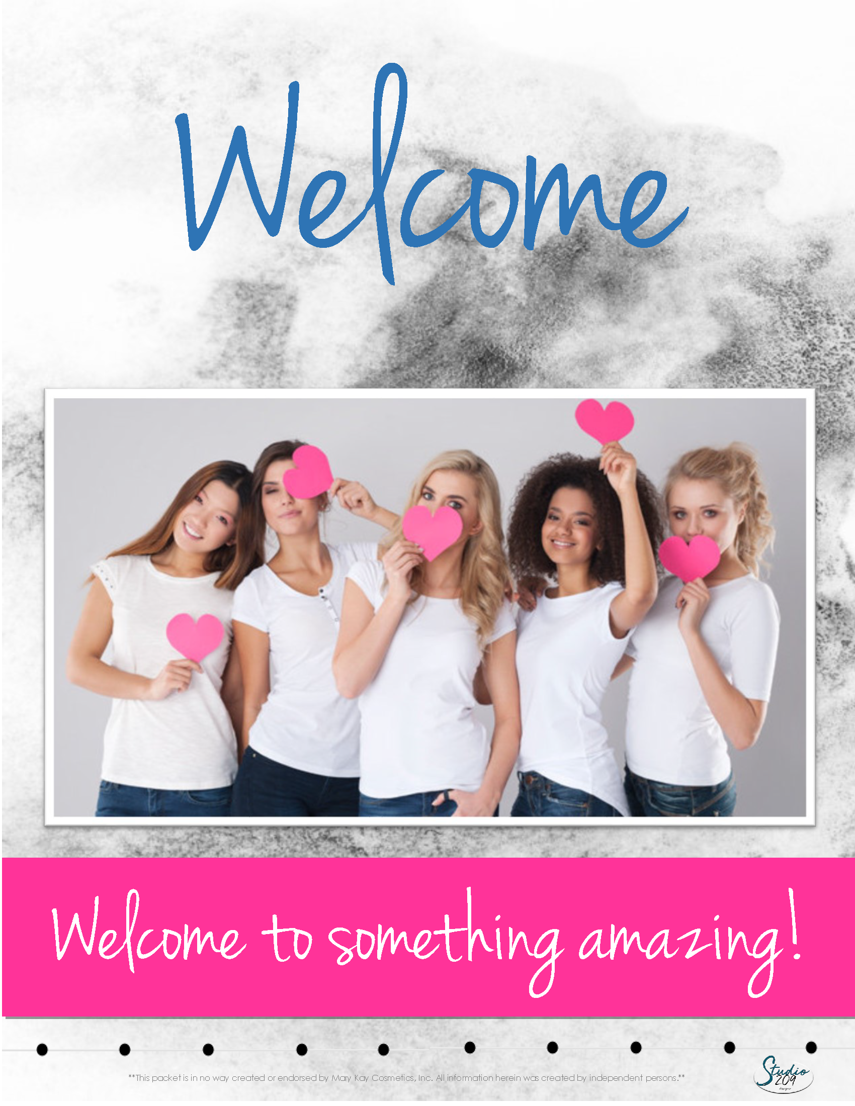 Print Our Welcome Packet